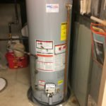 Hot Water Heater Square